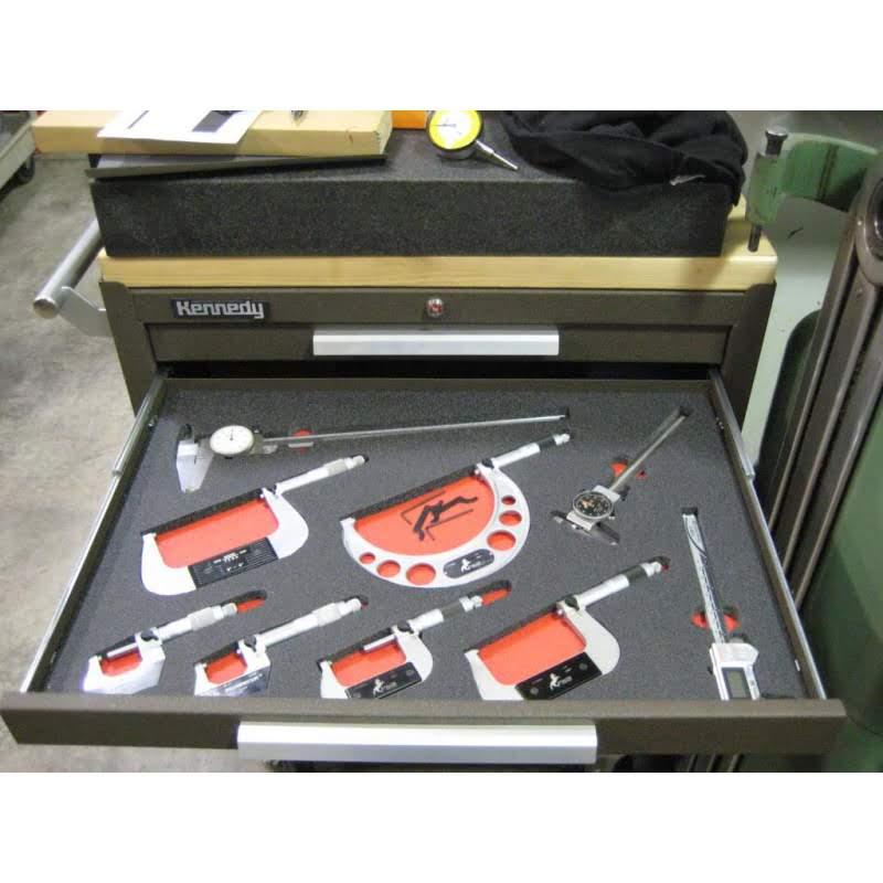 Organising drawer Len manufacturing