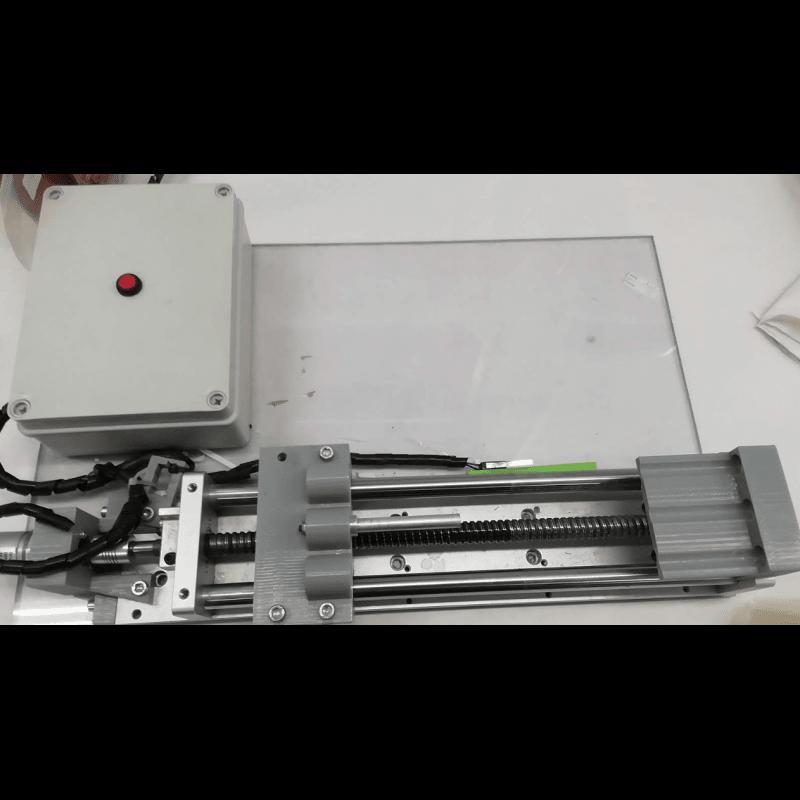 Seal Insertion Press