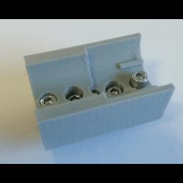 Quick change tool for SIC marking machine