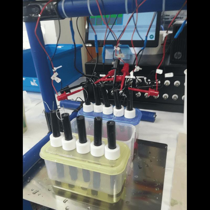RedOX test bench