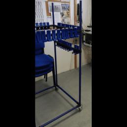 Polymerization trolley