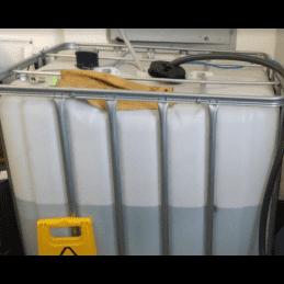 Regulátor vodivosti rezervy demineralizované vody