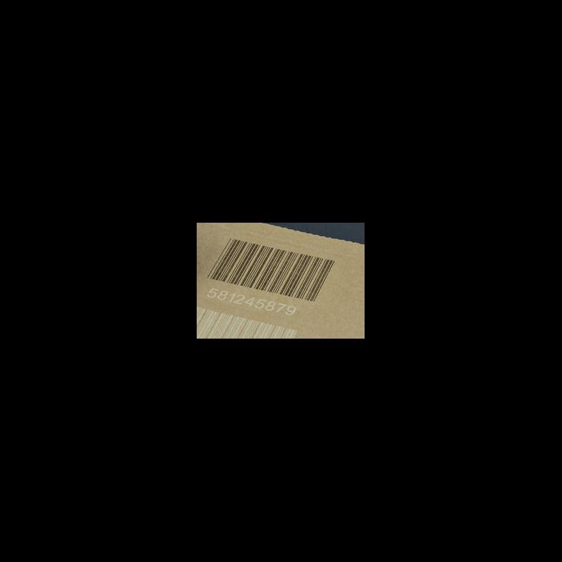 Marquage laser d'emballage carton