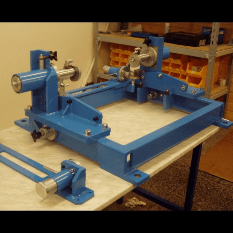 Mechanical welding